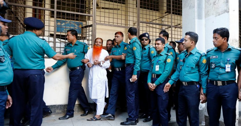 Bangladesh Sentences 7 to Death Over 2016 Bakery Attack